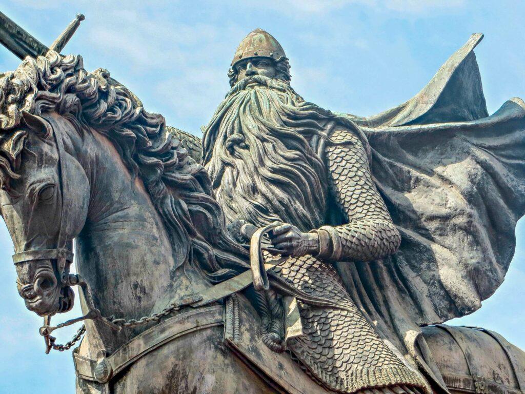 Estatua de Don Rodrigo Díaz de Vivar