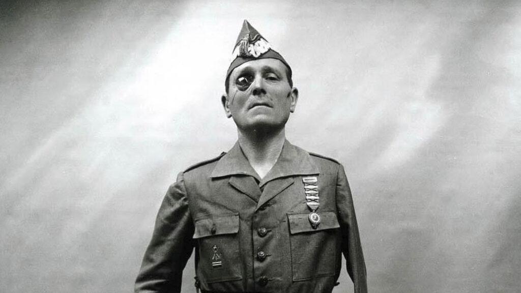 José Millán-Astray, el creador de la Legión Española